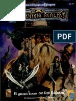 FORGOTTEN REALMS - EL GRAN TOUR DE LOS REINOS