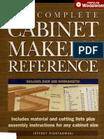 (PW) Jeffery Piontkowski - The Complete Cabinetmaker's Reference - 2005.pdf