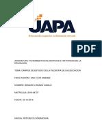 TAREA3 DE FUNDAMENTOS FILOSOFICOS E HISTORICOS DE LA EDUCACION.docx