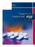 25 - PHARMACEUTICAL SOCIETY OF AUSTRALIA_ Professional practice standards.pdf