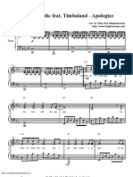 Apologize Piano (2)