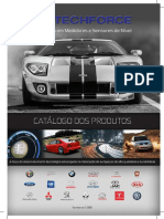 Techforce Catalogo 2018