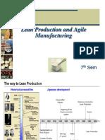 lean and AGILE  manufacturing 7th Sem CIM.ppt