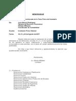 PLANIFICACION TOMA FISICA AGOSTO-17