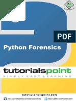 Python Forensics Tutorial