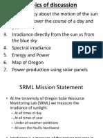 Photovoltaics Terms