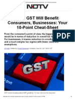 How GST Will Benefit Consumers, Businesses_ Your 10-Point Cheat-Sheet