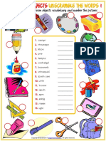 classroom_objects_vocabulary_esl_unscramble_the_words_worksheets_for_kids