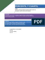 CLASE MEDIDAS DE POSICION(CUARTIL, PERCENTIL).xlsx