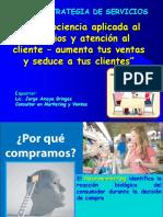 NEUROCIENCIA APLICADO AL SERVICIOS Y ATENCION AL CLIENTE.ppt