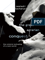 Bhattacharya, Neeladri - The great agrarian conquest _ the colonial reshaping of a rural world-State University of New York Press (2019).pdf