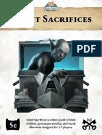 Silent Sacrifices