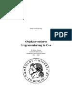 Objektorientierte Programmierung in C++ - Skript - Dr. Klaus Ahrens - Institut für Informatik - Humboldt-Universität zu Berlin - 2002.pdf