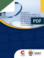 Investigación Auditoria Social en Honduras Ana  Ortega