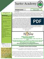 Principal Newsletter 10-4-19
