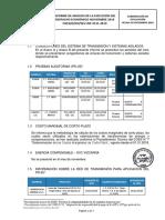 INFORME Nº0131 -2019 ANALISIS DE LA EJECUCIÓN DEL DESPACHO ECONÓMICO - NOVIEMBRE 2019