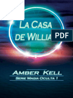 Magia Oculta 1- La Casa de William