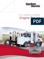 Two-Stage Engine Driven Brochure