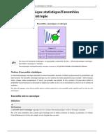 Thermodynamique statistique_Ensembles canoniques et entropie.pdf