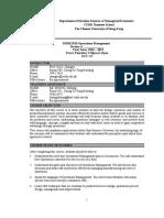 2018 fall Course Outline DSME2030A(1)