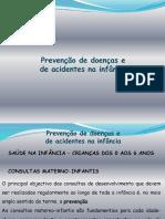 3273 Prevenção de doenças e de acidentes na infância.pptx