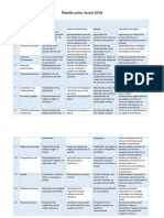 Planificación anual - Cuarto Primaria- Comunicación y Lenguaje.docx