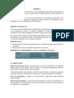 Investigación de Reservas tecnicas Seguros.docx