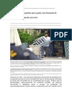 CORTE SUPREMA ENUMERA LOS PRESUPUESTOS NECESARIOS PARA QUE PROSPERE ESTA PRETENSIÓN.docx