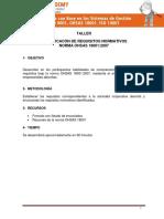Taller 2  Identificación Requisitos Normativos_OHSAS18001.docx