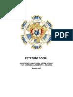 Estatuto Social Do SCODRFB