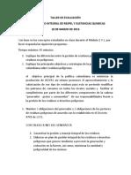TALLER DE EVALUACIÓN respel.docx