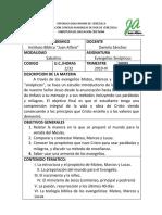 Evangelios Sinopticos pla de evaluacion.docx