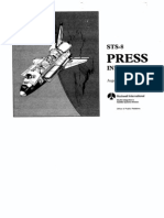 STS-8 Press Information