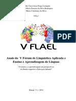 Anais V Flael - 2016
