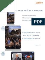 A5. Burnout en la práctica pastoral