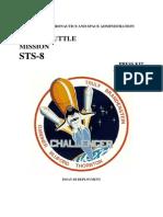 STS-8 Press Kit