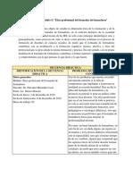 Secuencia didáctica y calendarización-Modulo II