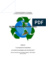 Ensayo - Globalización Sustentable