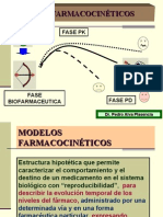 MODELOS FARMACOCINÈTICOS 2010