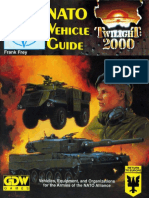 Twilight 2000 - NATO Vehicle Guide