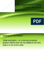 Using MS PowerPoint to Create Custom Animation.pptx