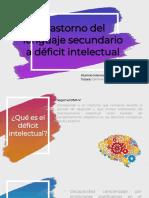 Deficit intelectual y sindrome de down.pptx
