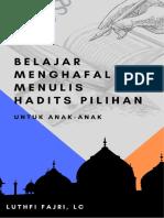 Buku Hadits Rumah Quran