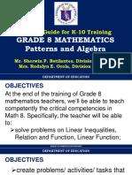 Algebra 2 Part 1 Presentation.pptx