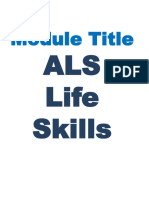 Life Skills for  Orientation_MODULE TITLE.pptx