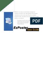 EzPoster user manual.pdf