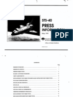 STS-40 Press Information