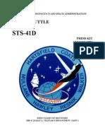 STS-41D Press Kit