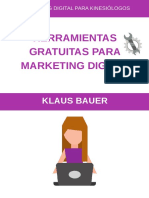 E-BOOK HERRAMIENTAS GRATUITAS DE MARKETING DIGITAL PARA KINESIOLOGOS