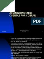 2) ADMINISTRACION DE CUENTAS POR COBRAR (1).ppt